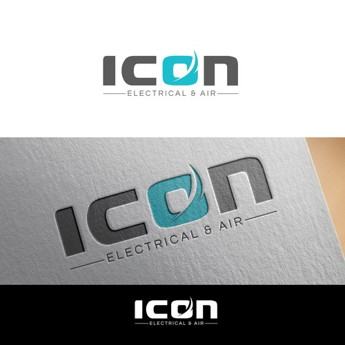 Logo for 'Icon Electrical & Air'