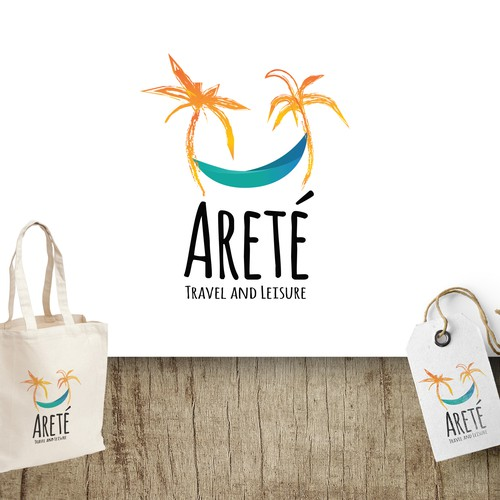 Areté Logo
