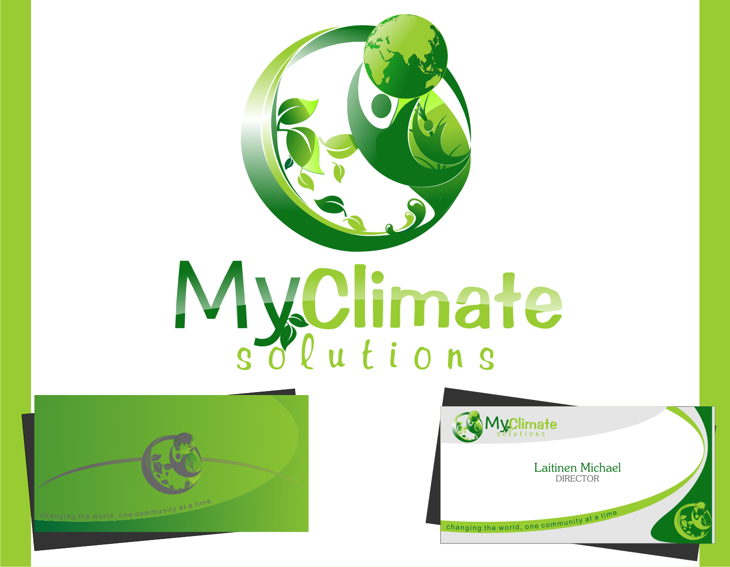 New logo wanted for MyClimateSolutions
