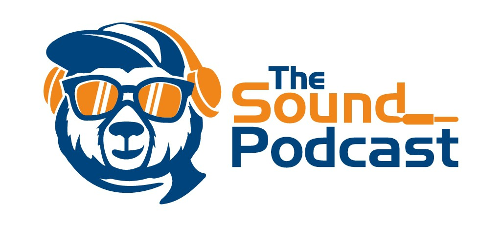 Awesome music podcast needs an equally awesome logo.