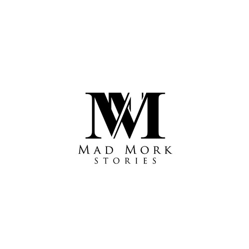 Logo concept Mad Mork Stories
