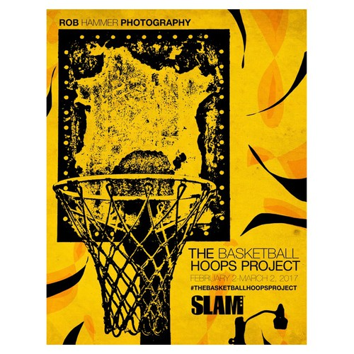 The basketball hoops project