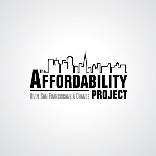 TheAffordabilityProject logo design