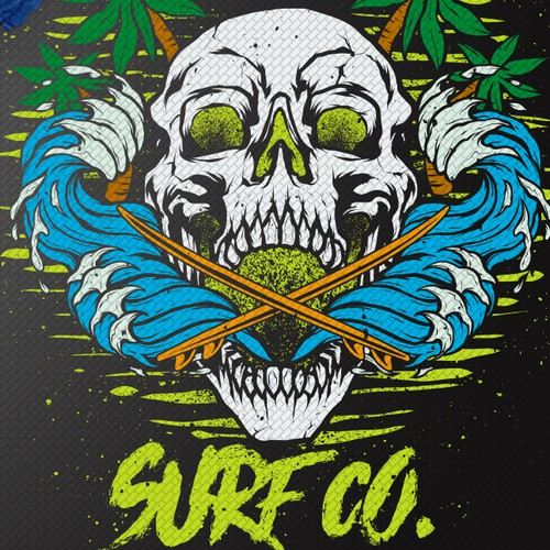 SALE!  Surfing Theme  Design