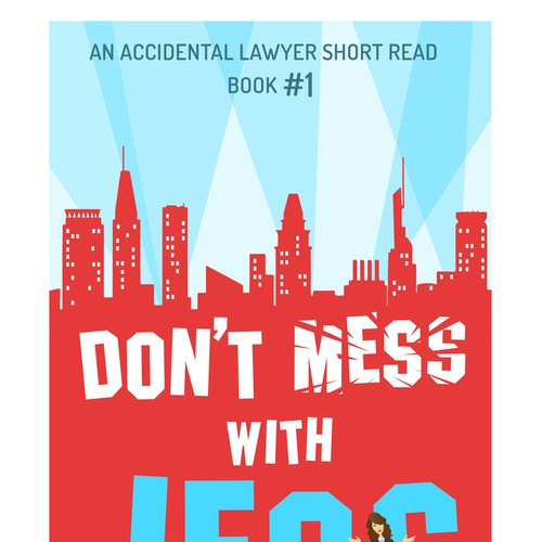 Humorous Lawyer Book Cover