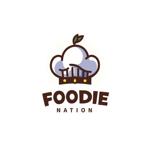foodie nation logo