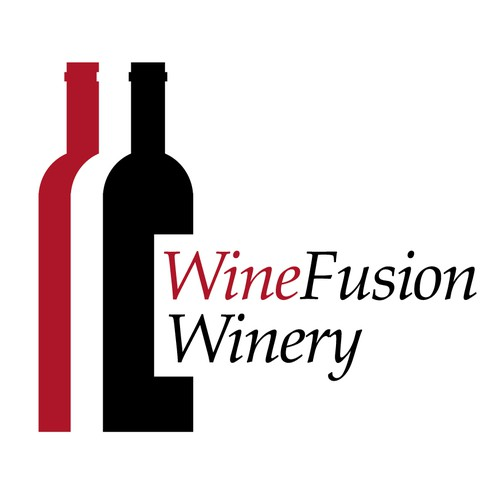 Logo concept for a winery