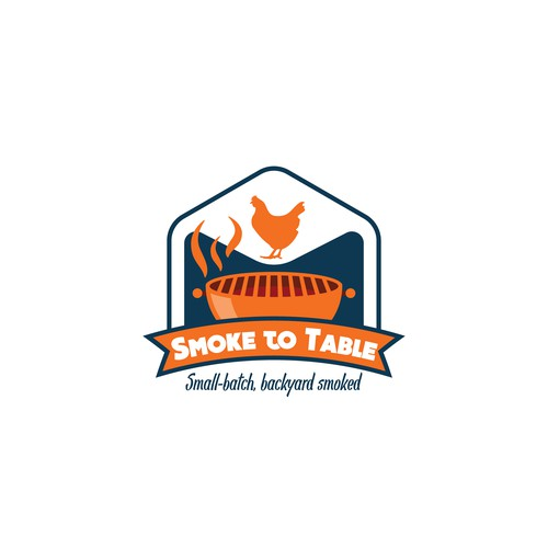 Smoke to table