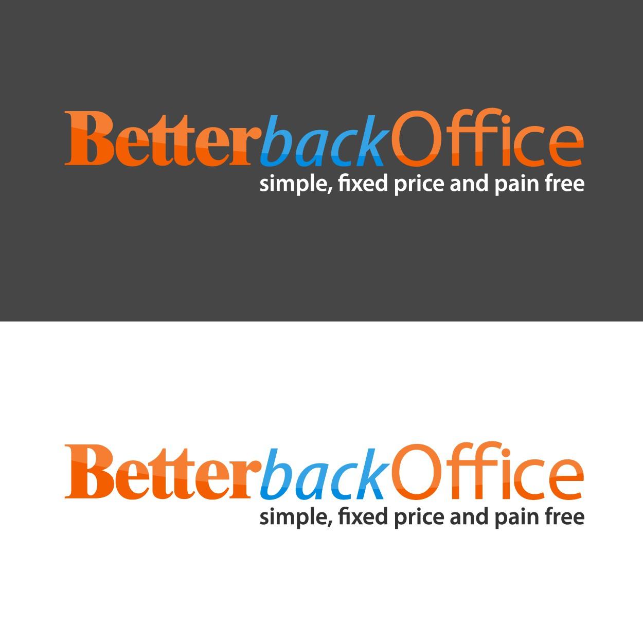 Logo for Better Back Office