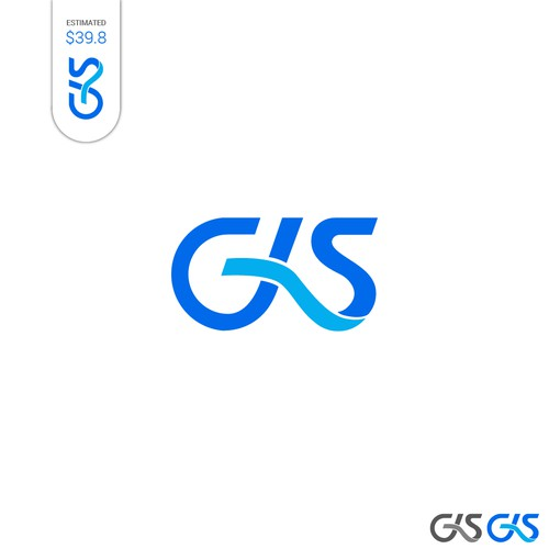 Simple and Fresh Logo Concept for GKS