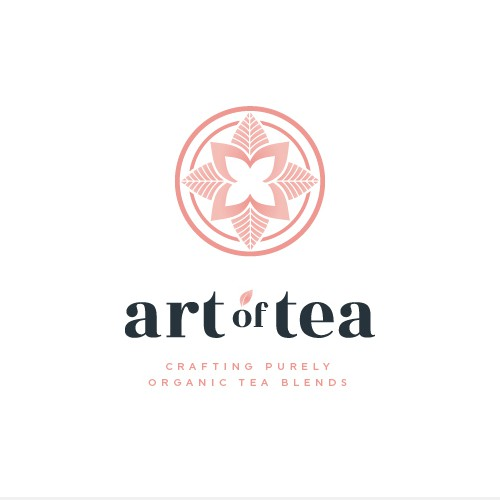 Logo design for Art Of Tea