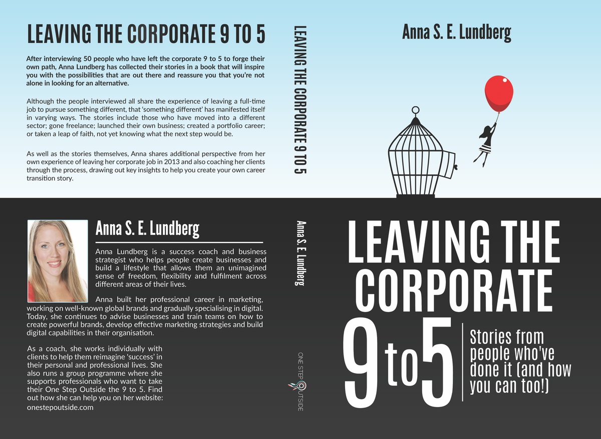 Tweaking my book cover - updated