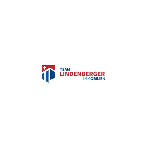 Minimal design for Swedish real estate company