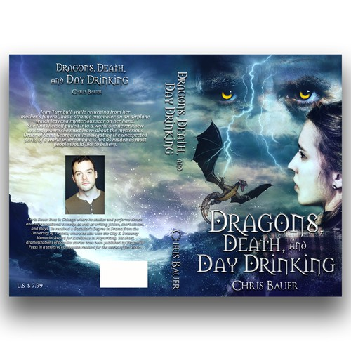 Dragons, Death, and Day Drinking
