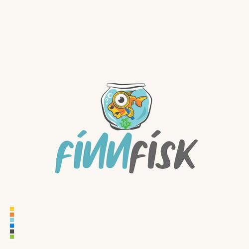 Finn Fisk Logo