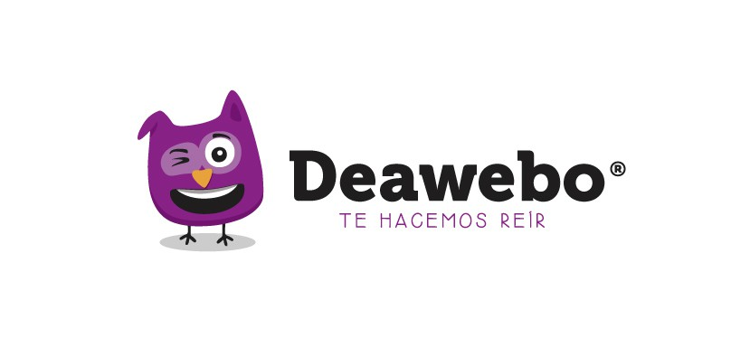 Create an awesome logo for a Latino Funny Pictures and Memes Website