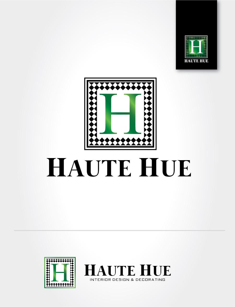 logo for Haute Hue
