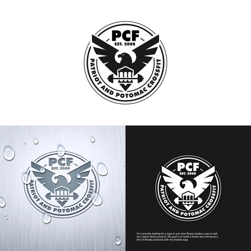 Logo for Patriot and Potomac Crossfit