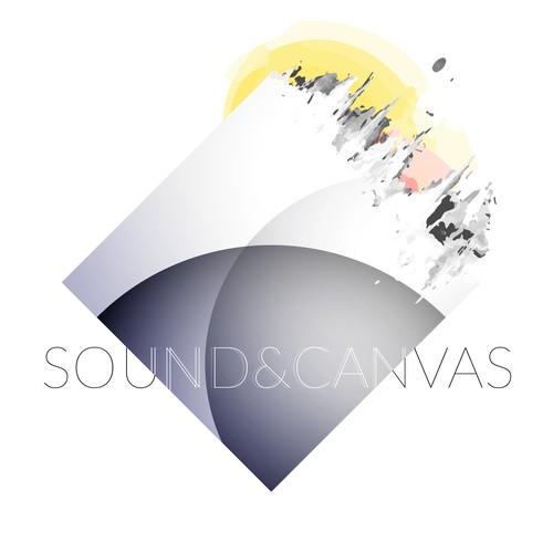Artistic logo for Art Space