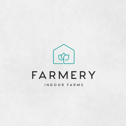 Logo for indoor farming systems