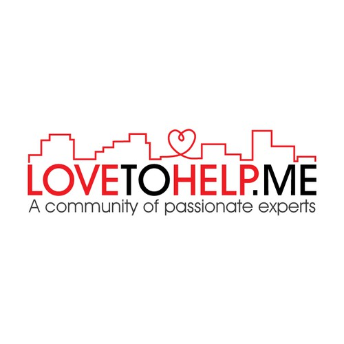 Create the Logo Identity for Love To Help Me