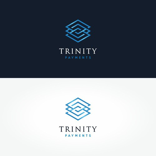Trinity Payment Logo Design