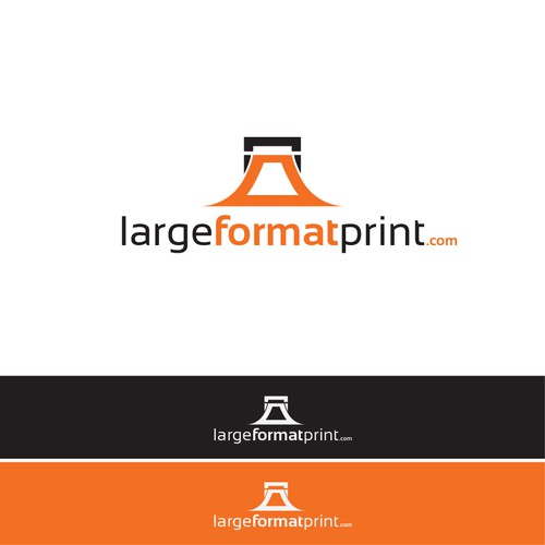 LargeFormatPrint.com needs a new logo