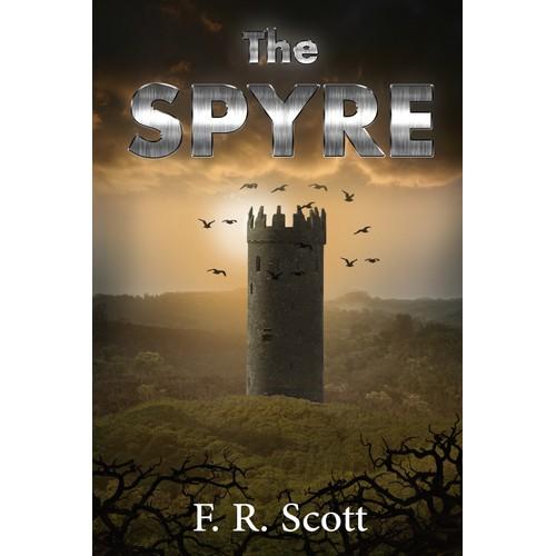 Create an eBook cover for a fantasy novel!