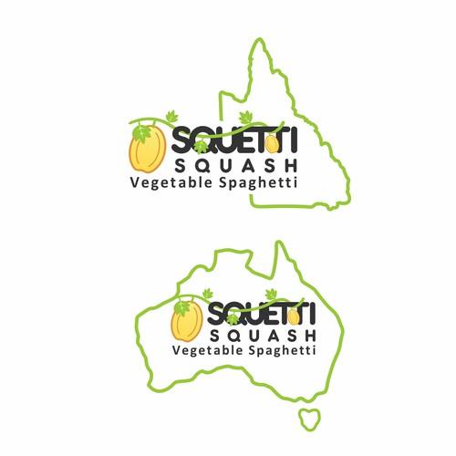 Logo Design for Squetti Squash