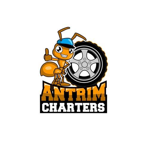 Antrim Charters Logo