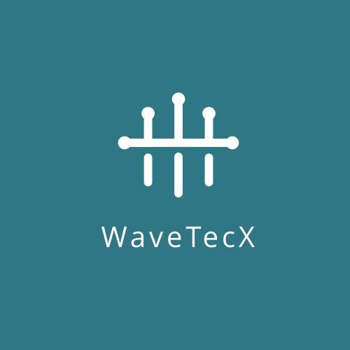 WaveTecx logo