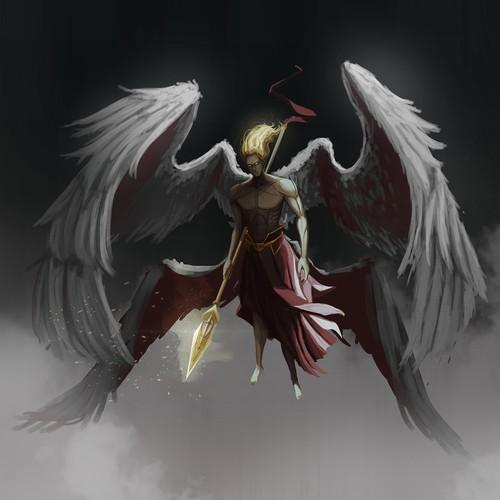 War angel concept art