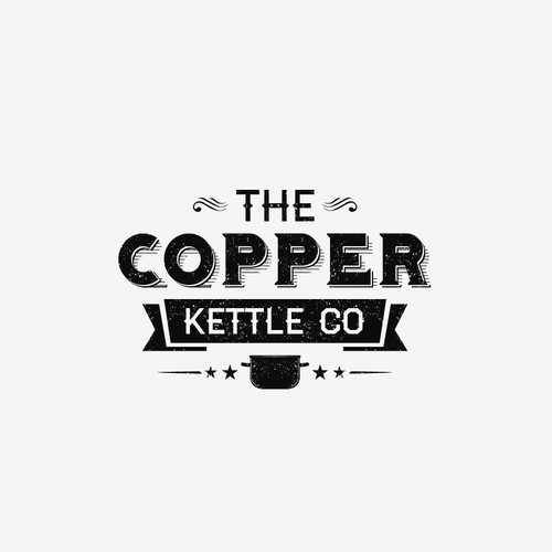 Help The Copper Kettle Co with a new logo