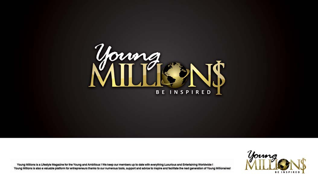 LOGO FOR YOUNG MILLIONS