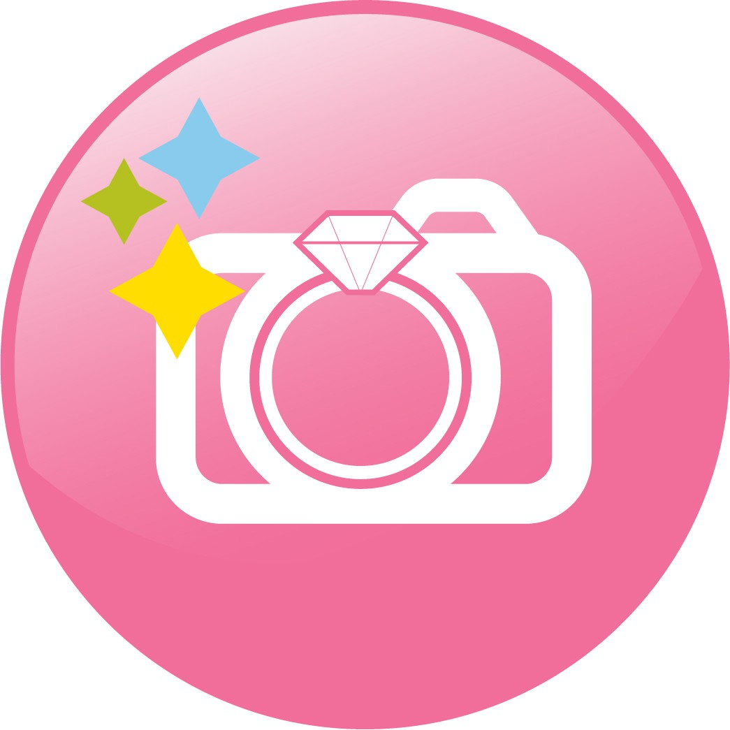 icon or button design for My Bridal Pix
