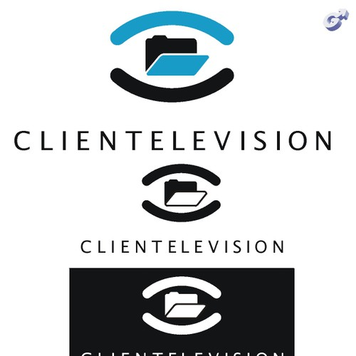 TV Network Logo: Open Contest