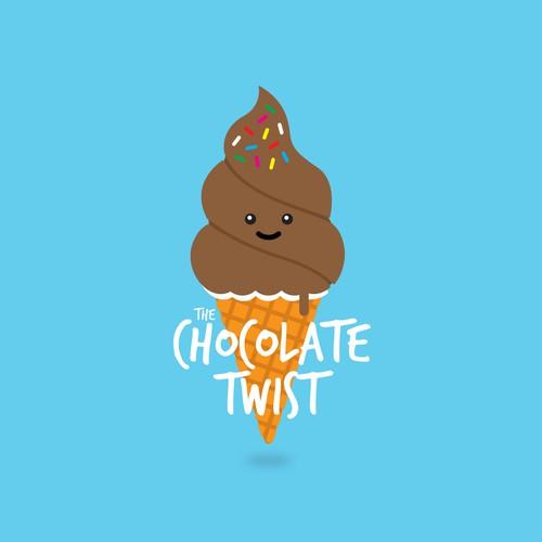 The Chocolate Twist - Branding