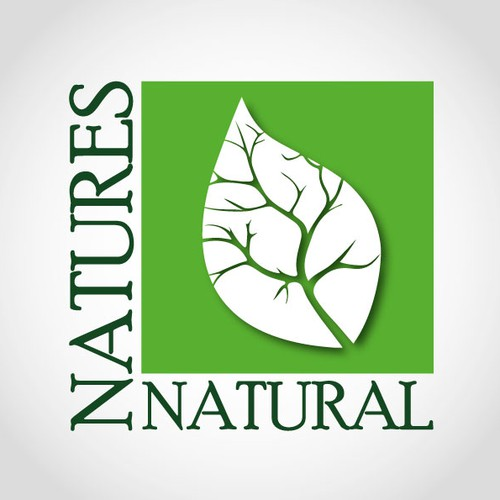 Logo for NATURES NATURAL