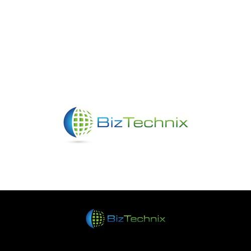 Biz Technix needs a new logo