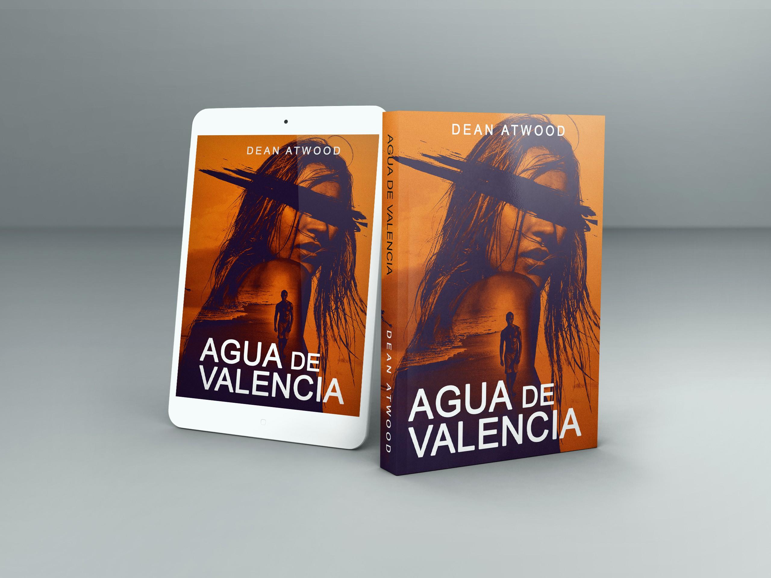 Agua De Valencia Cover Design