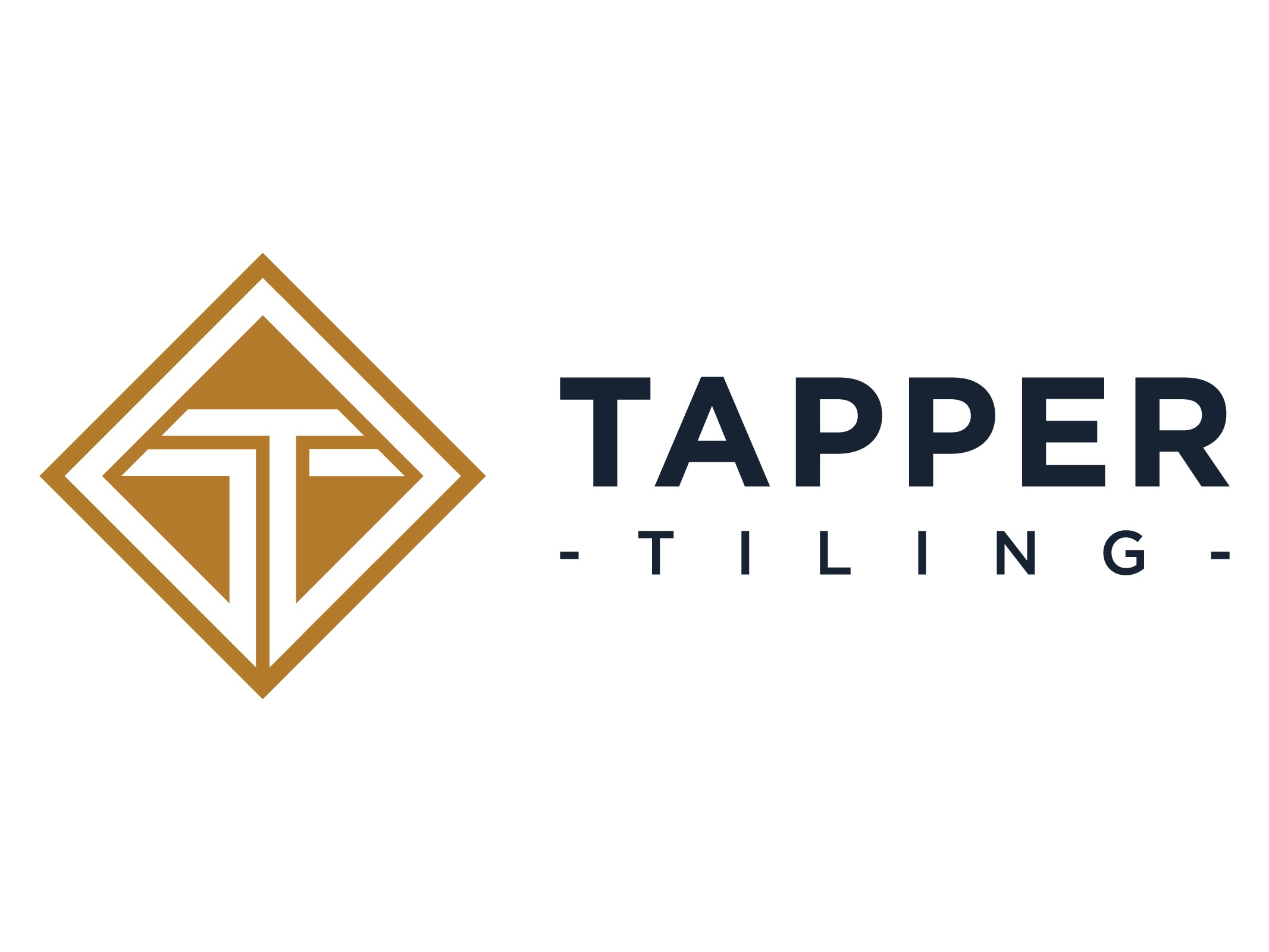 New Tiling business wants a bespoke identity logo.
