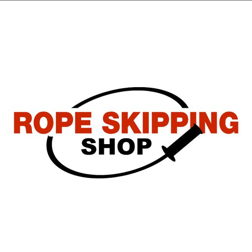 Rope Skipping Shop Logo