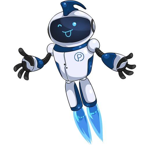 mascot for website