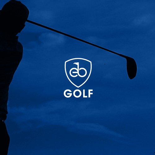 Create a logo and website for a young, rising golf instructor.