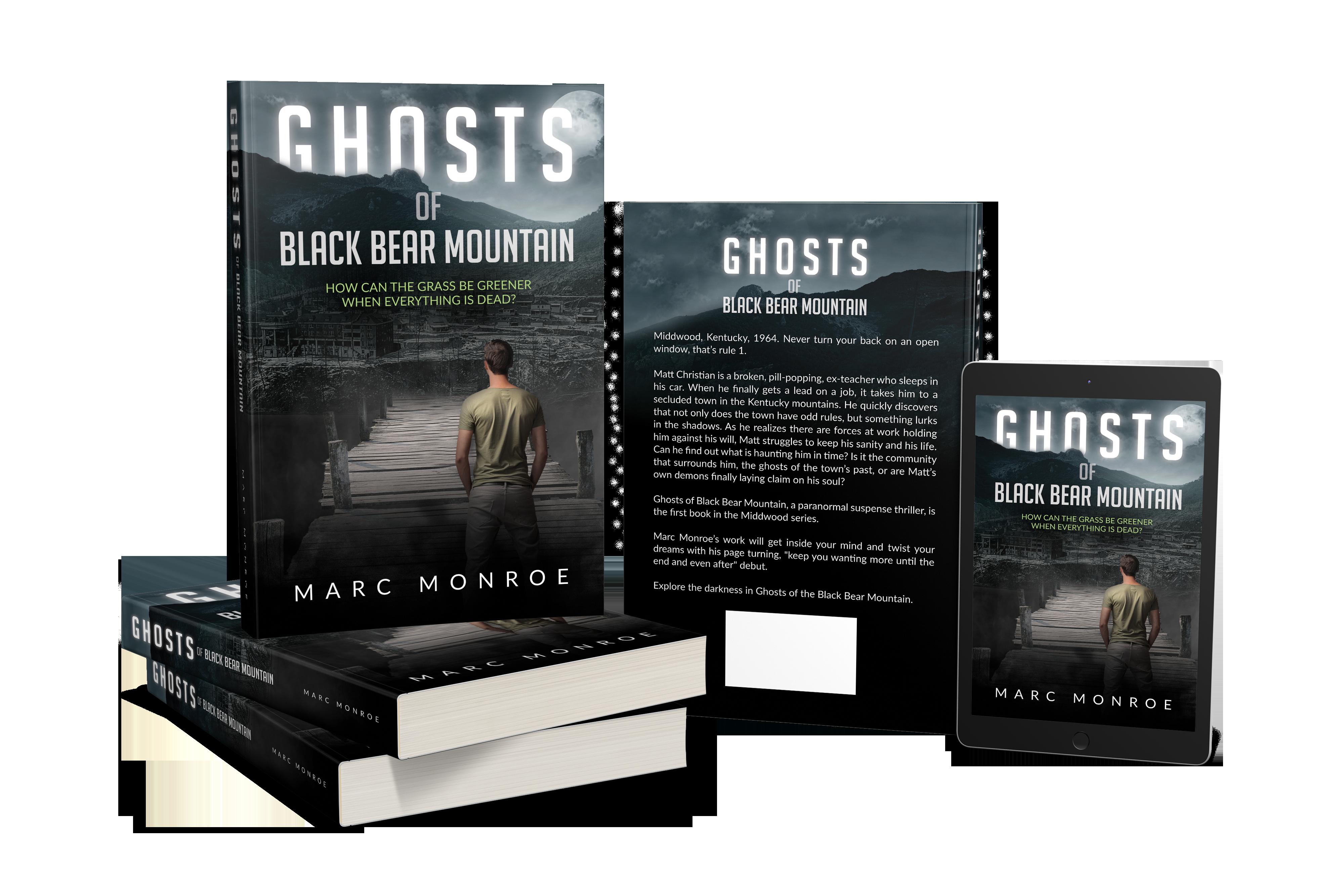 Ghosts of Black Bear Mountain