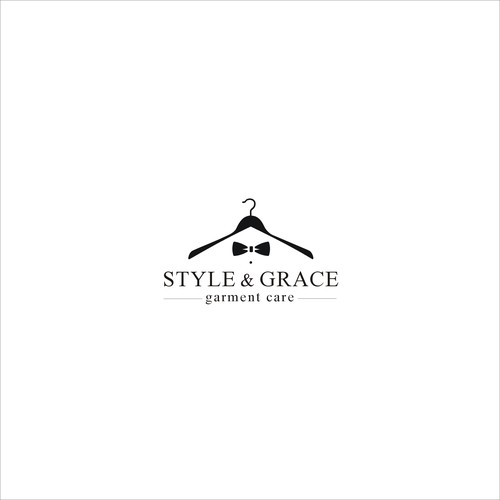 logo for garments care company