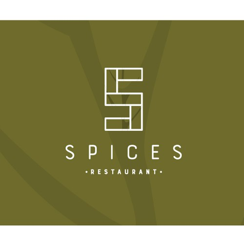 Logo design for a boutique restaurant