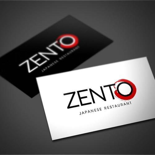Logo proposal for Zento