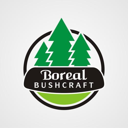 Boreal Bushscraft Logo