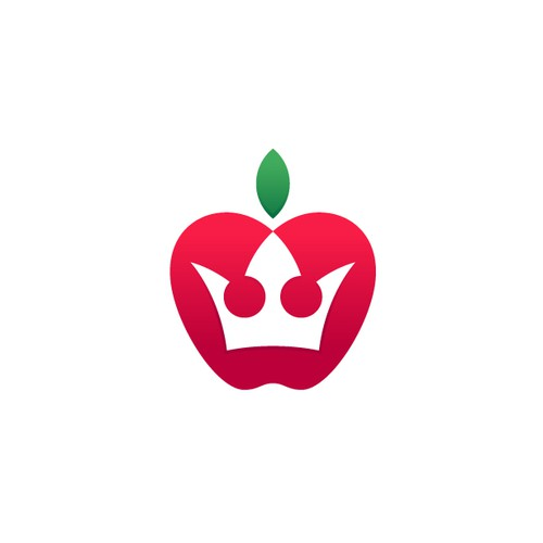 Logo for Iconic Apple Variety